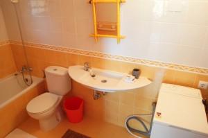Appartement - salle de bain - bathroom - baño