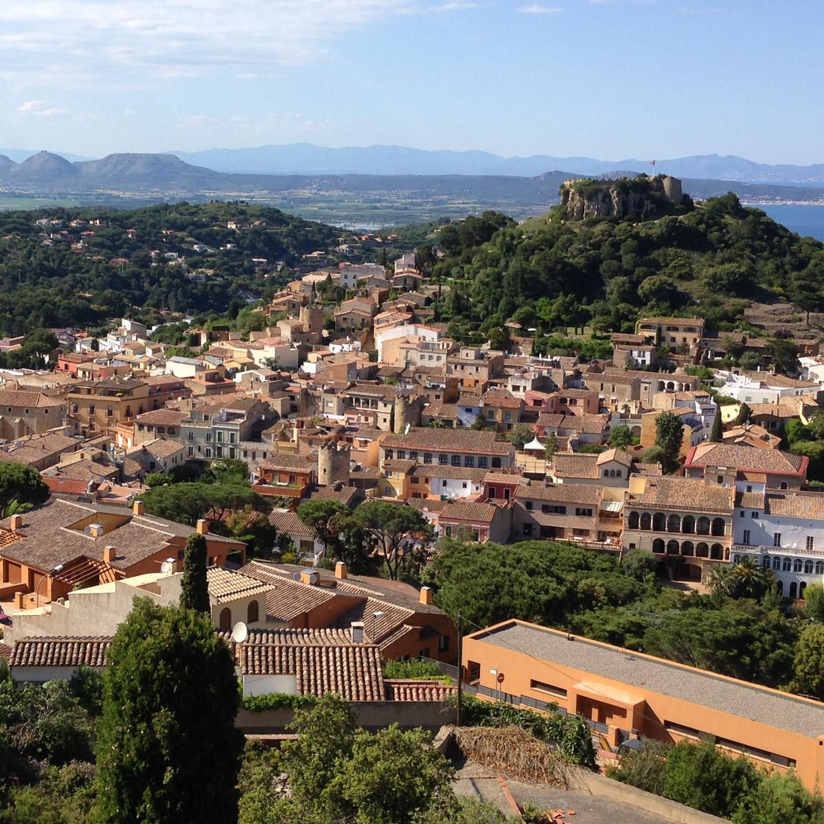 tourist center of the Baix Emporda