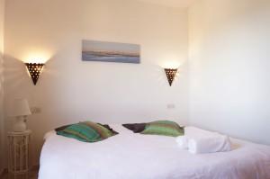 Appartement - chambre - bedroom - habitacion